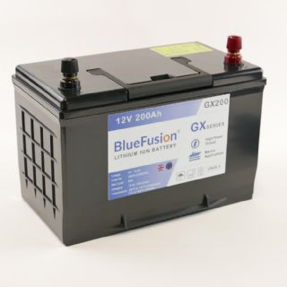 Blue Fusion Lithium Ion Battery GX Series
