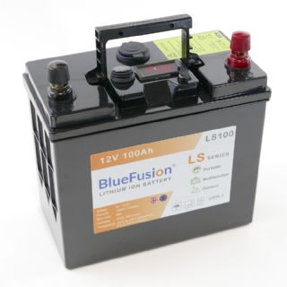 Blue Fusion Lithium Ion Battery LS Series