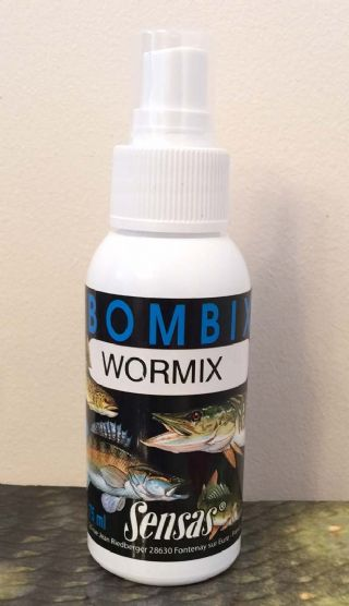 Sensas Bombix Wormix Spray
