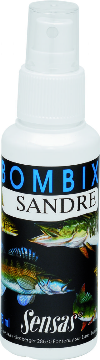Sensas Bombix Zander Spray