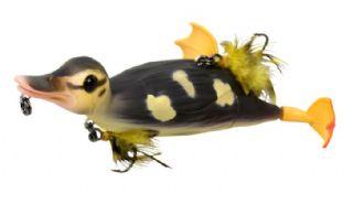 T_SAVAGE GEAR 3D SUICIDE DUCK NATURAL PREDATOR TACKLE*