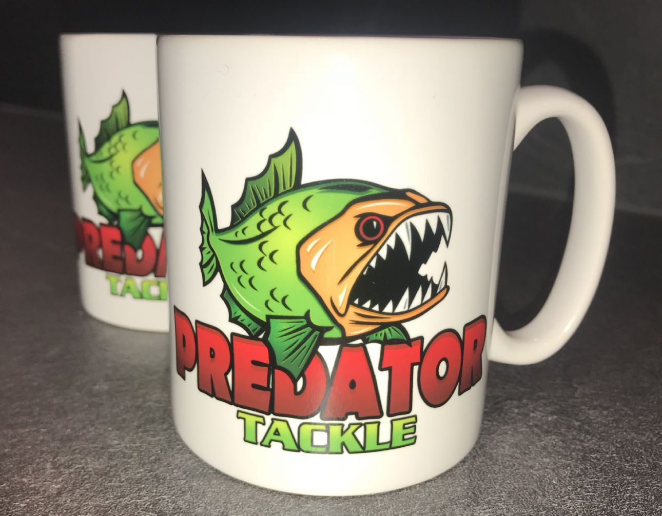 Predator Tackle Mugs -