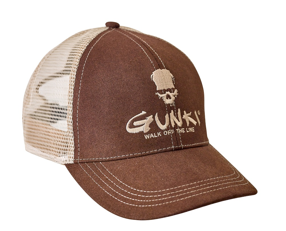 Gunki Trucker Brown Hat