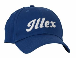 ILLEX Light Blue Cap
