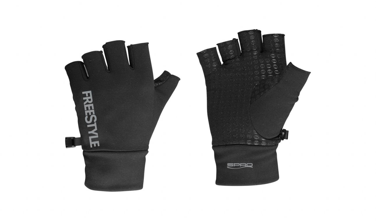 SPRO Freestyle Fingerless Gloves