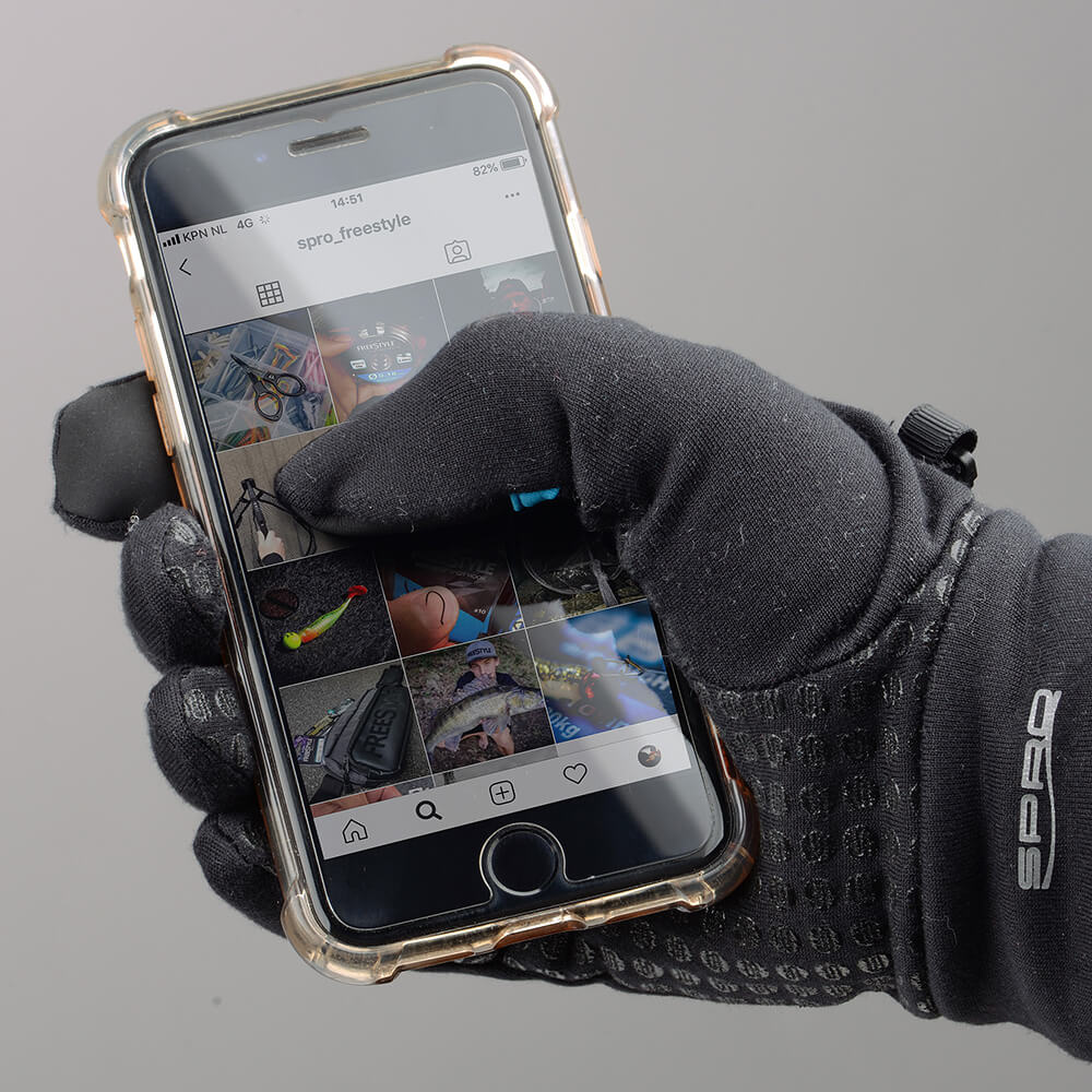 SPRO Freestyle Touch Gloves -
