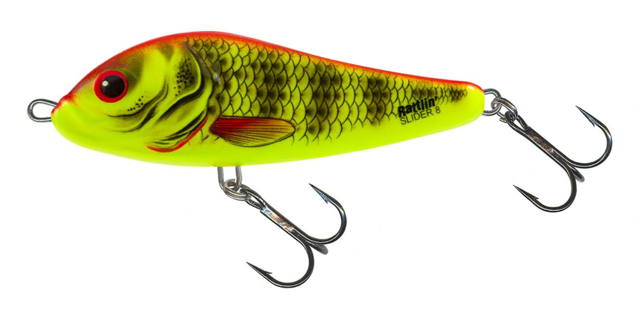 Salmo Rattlin Slider Supernatural 8cm  -