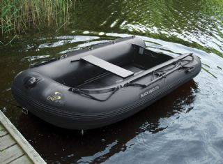 Carp Spirit Black Boat