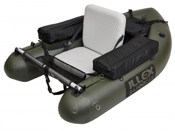 ILLEX Float Tube Barooder Boat  -