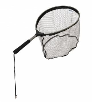 Pezon & Michel Short Telescopic Landing Net