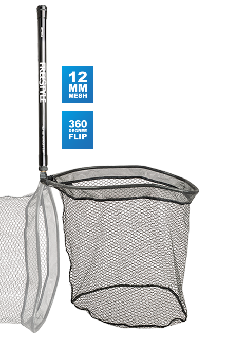 Spro Freestyle Flip Net & Handle -
