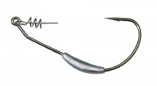 Gunki Loaded Texan Hooks