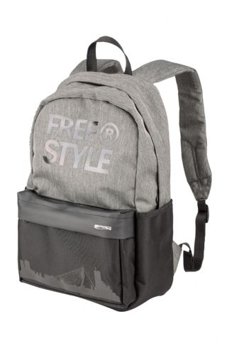 Spro Freestyle Classic Black Grey Backpack