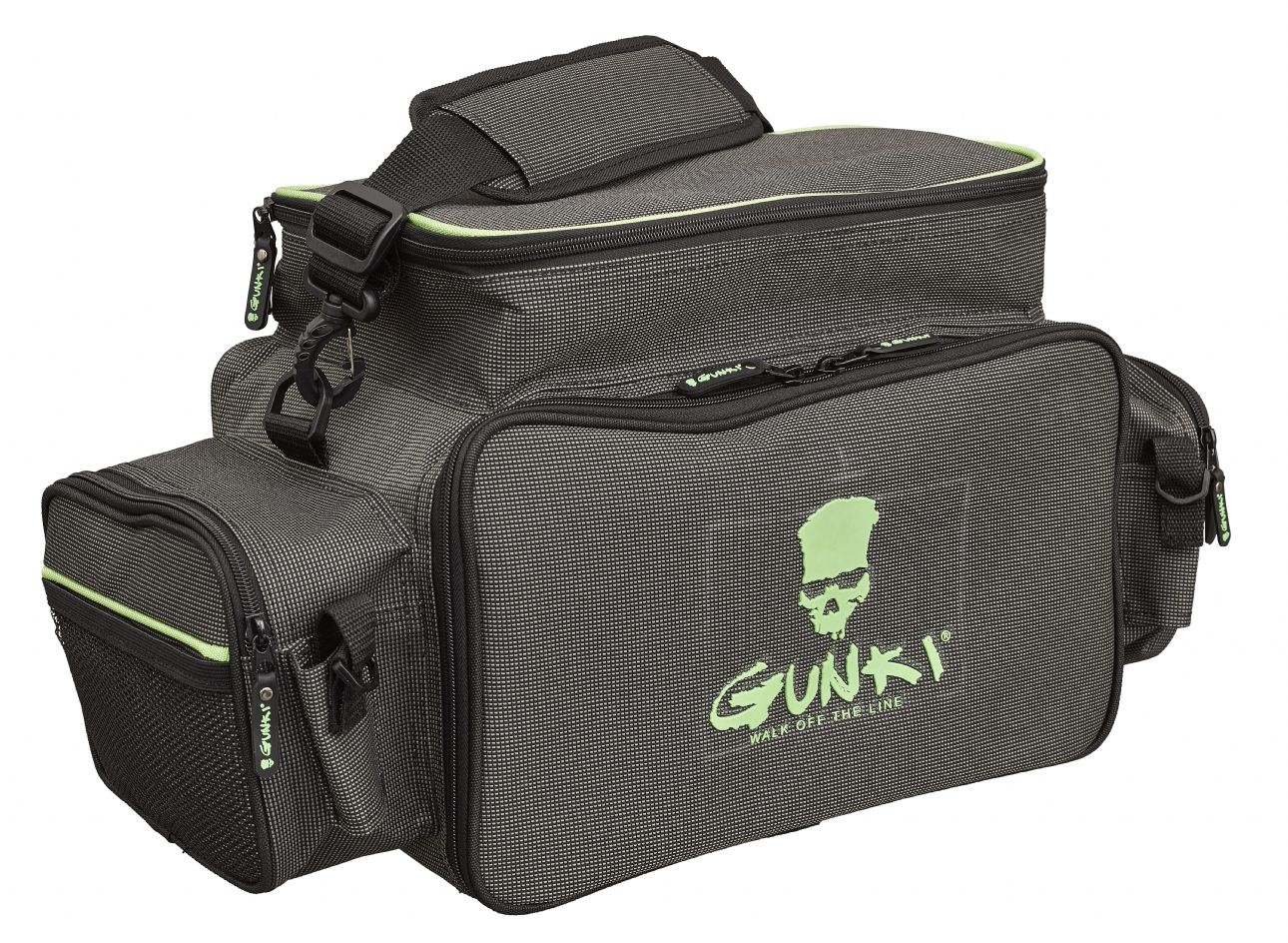 Gunki Iron-T Box Bag Front Pike Pro