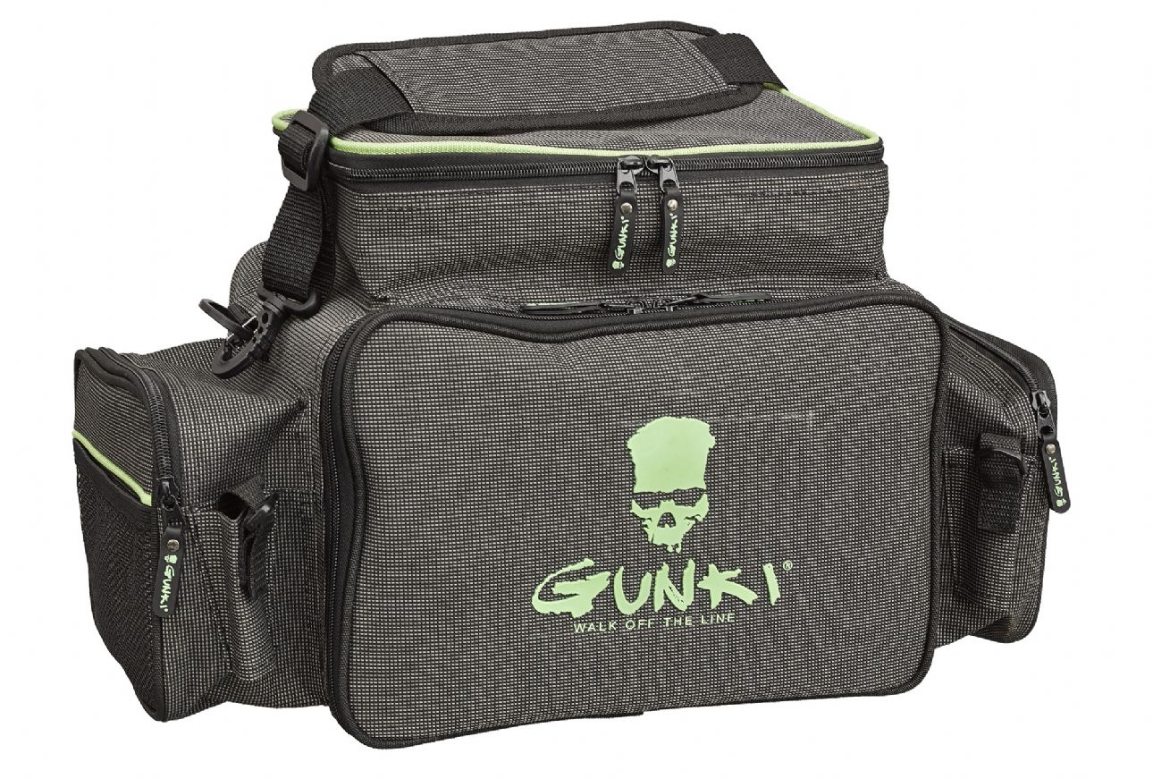 Gunki Iron-T Box Bag Front Zander Pro -