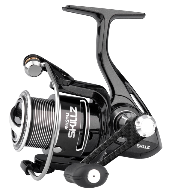 Spro Freestyle Skillz Pepper Dash Reel