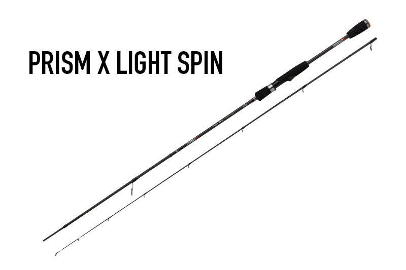 Fox Rage Prism X Light Spin 210cm 2-8g