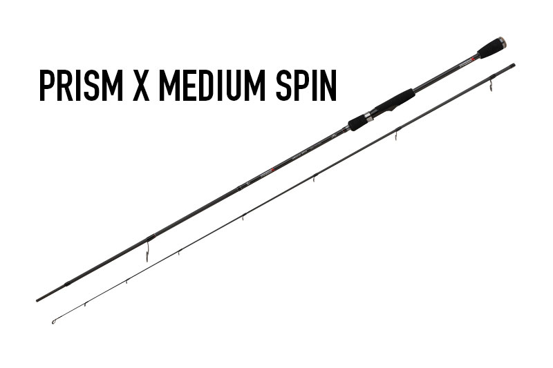 Fox Rage Prism X Medium Light Spin 210cm 3-14g