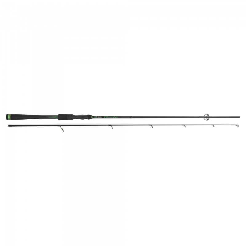 Gunki Warm Up Spinning Rods -
