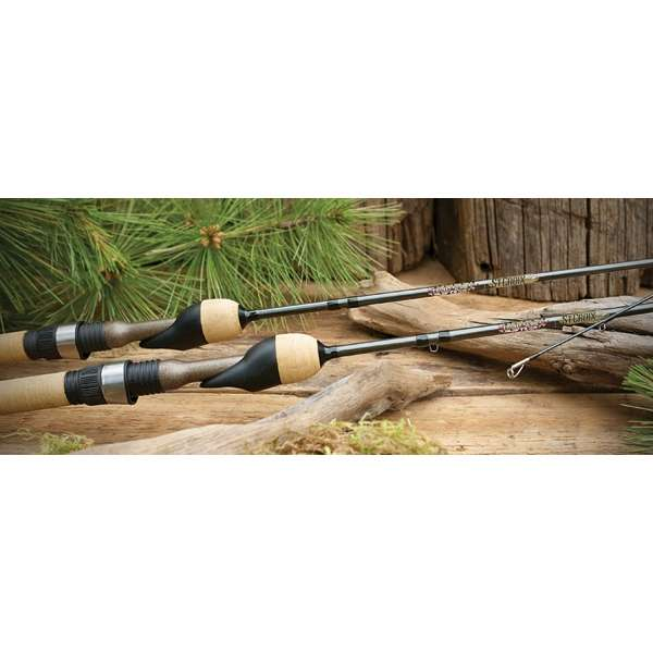 St Croix Trout Series Spinning Rod 0.88g-5.31g TSS60ULF2 -