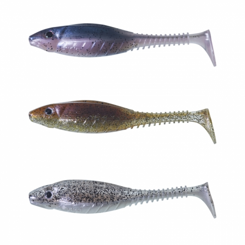Gunki Grubby Floating Shad Kits -