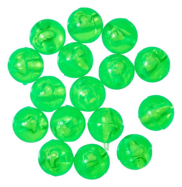 Gunki Carolina Green Beads 6mm -