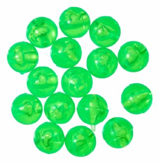 Gunki Carolina Green Beads 6mm