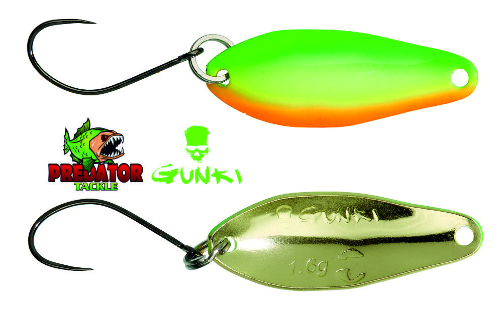 Gunki Drift 2.1g Spoon -